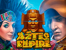 Онлайн слот Aztec Empire