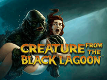 Азартная игра Creature From The Black Lagoon